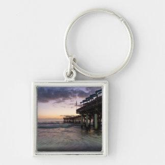 1st Dawn Cocoa Pier Keychain