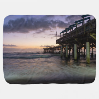 1st Dawn Cocoa Pier Swaddle Blankets