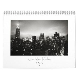 1st Edition Calendar - 2017