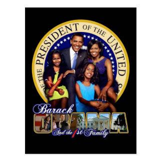 1st Family Postcard