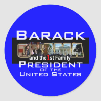 1st Family Sticker