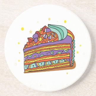 1st February - Baked Alaska Day Coaster