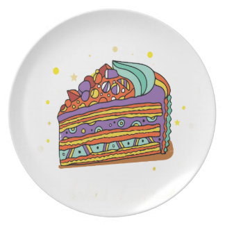 1st February - Baked Alaska Day Plates