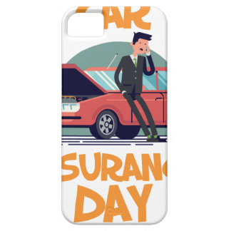 1st February - Car Insurance Day Case For The iPhone 5