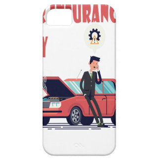 1st February - Car Insurance Day iPhone 5 Cases