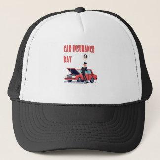 1st February - Car Insurance Day Trucker Hat