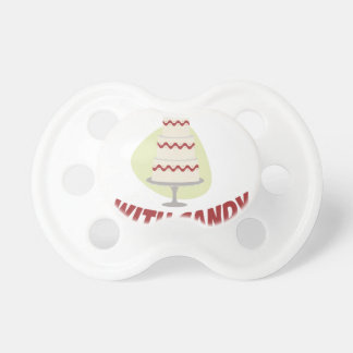 1st February - Decorating With Candy Day Pacifier