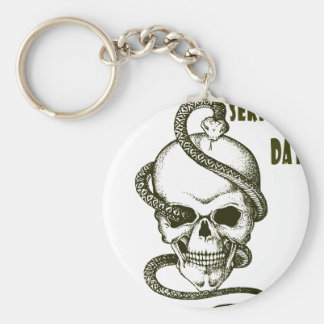 1st February - Serpent Day - Appreciation Day Keychain