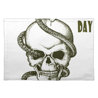 1st February - Serpent Day - Appreciation Day Placemat