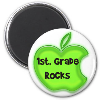 1st. Grade Rocks Magnet