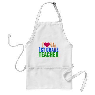 1st Grade Teacher Standard Apron