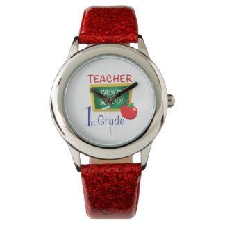 1st Grade Teacher Watch
