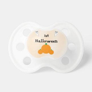 1st Halloween Baby Pacifier