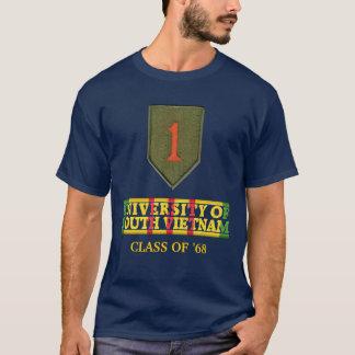 1st Inf Div University of South Vietnam Shirt