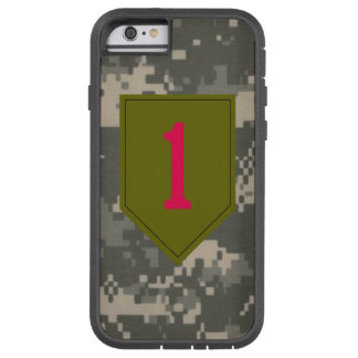 "1st Infantry Division ""The Big Red One"" Digital Tough Xtreme iPhone 6 Case"