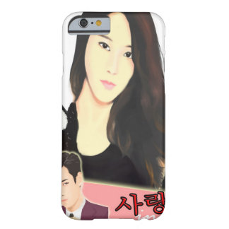 1st kpop phonecase barely there iPhone 6 case