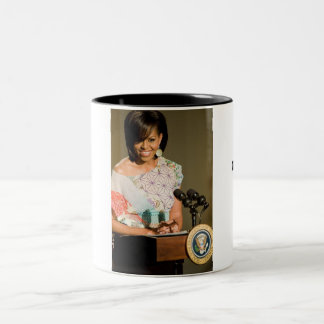 1ST LADY, MICHELLEOBAMA COFFEE MUG