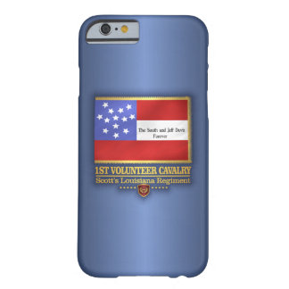 1st Louisiana Cavalry Barely There iPhone 6 Case