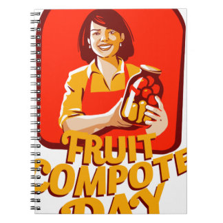1st March - Fruit Compote Day - Appreciation Day Notebook