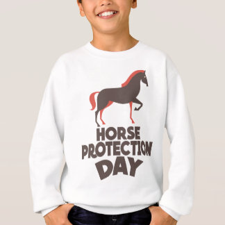 1st March - Horse Protection Day Sweatshirt