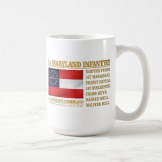 1st Maryland Infantry (BA2) Coffee Mug