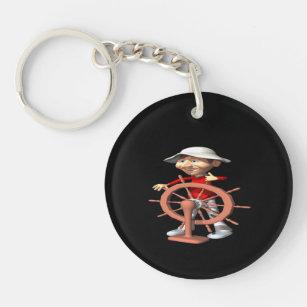 1st Mate Keychain