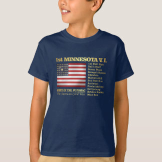1st Minnesota Volunteer Infantry (BH) T-Shirt