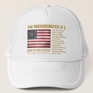 1st Minnesota Volunteer Infantry (BH) Trucker Hat
