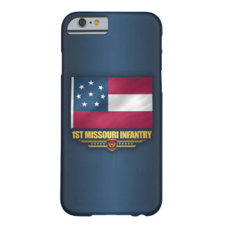 1st Missouri Infantry Barely There iPhone 6 Case