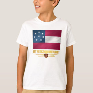 1st Missouri Infantry T-Shirt