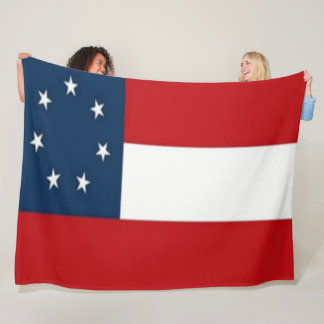 1st NATIONAL Fleece Blanket