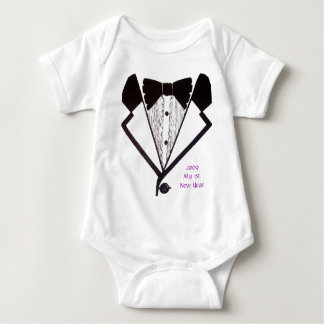 1st New Years Tux T-Shirt Infant