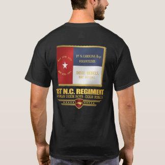 1st North Carolina Volunteer Infantry T-Shirt