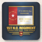 1st North Carolina Volunteers Coaster