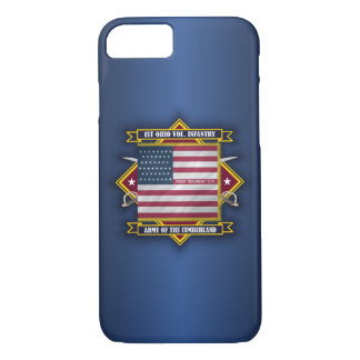 1st Ohio Volunteer Infantry iPhone 7 Case