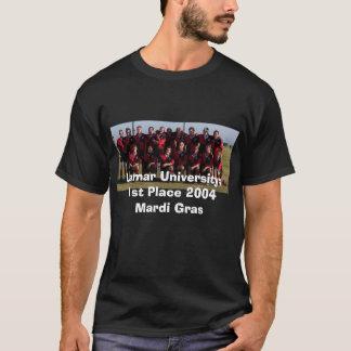 1st Place 2004 Mardi Gras , Lamar University: 1... T-Shirt