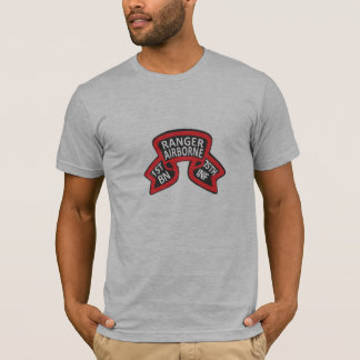 1st Ranger Bn (Old Style) T-shirts