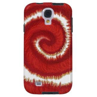 1st-Root Chakra Red Spiral Artwork #1