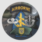 1st Special forces Green Berets group nam Sticker