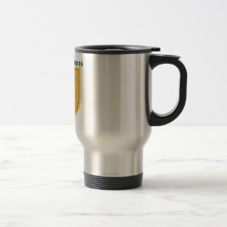 1st Special Forces Group With Text Travel Mug