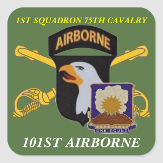 1ST SQUADRON 75TH CAVALRY 101ST AIRBORNE STICKERS