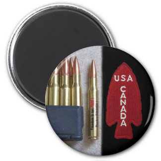 1st SSF Special Service Force Devils Brigade Vets Magnet