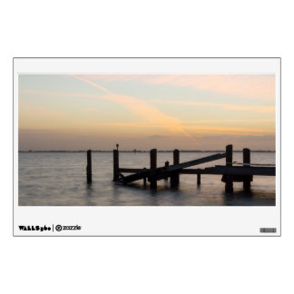 1st Sunset 2017 Cocoa Beach Wall Sticker