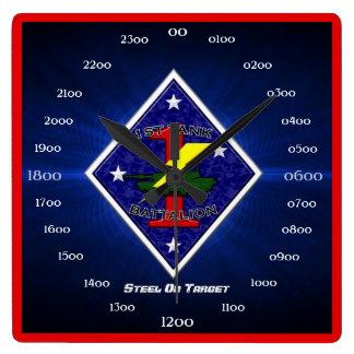 1st Tank Battalion Clocks