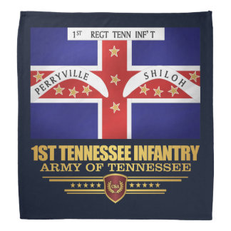 1st Tennessee Infantry Bandana