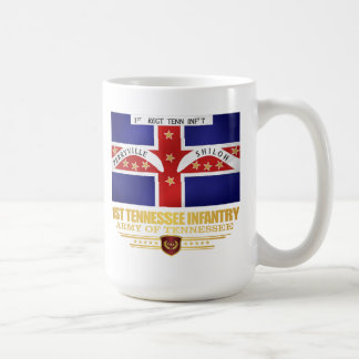 1st Tennessee Infantry Coffee Mug