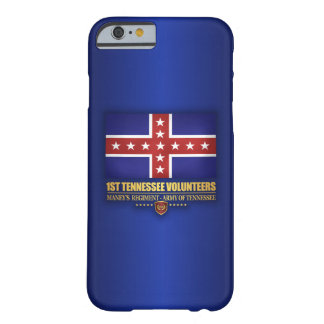 1st Tennessee Infantry (F10) Barely There iPhone 6 Case