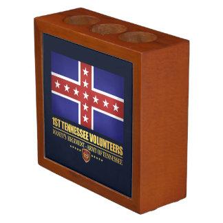1st Tennessee Infantry (F10) Desk Organizer