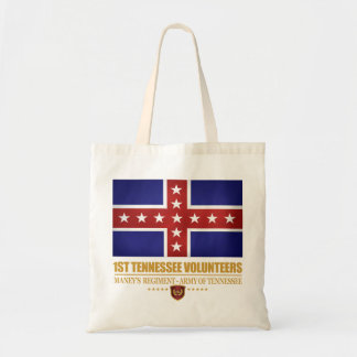 1st Tennessee Infantry (F10) Tote Bag