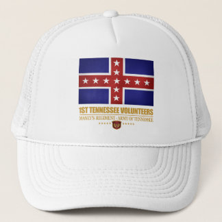 1st Tennessee Infantry (F10) Trucker Hat